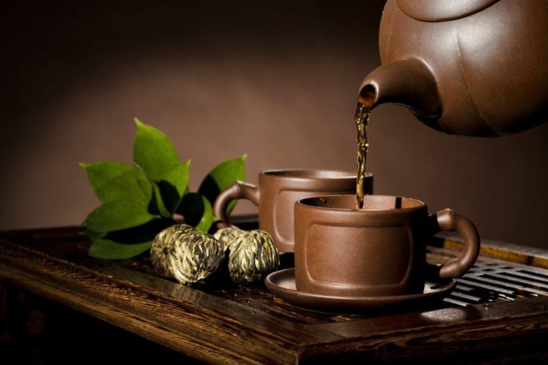 фасовка чая